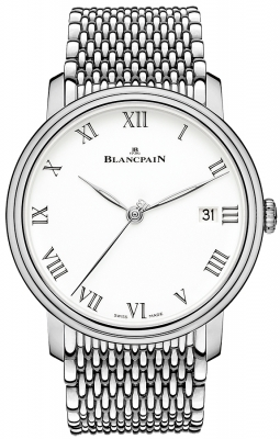 Blancpain Villeret 8 Days Automatic 42mm 6630-1531-mmb