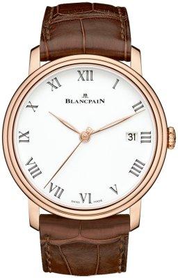 Blancpain Villeret 8 Days Automatic 42mm 6630-3631-55b