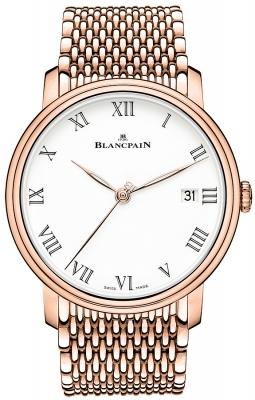Blancpain Villeret 8 Days Automatic 42mm 6630-3631-mmb