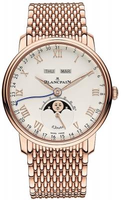 Blancpain Villeret Complete Calendar 8 Days 6639-3642-mmb