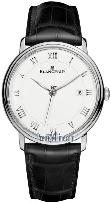 Blancpain Villeret Ultra Slim Automatic 40mm 6651-1127-55b