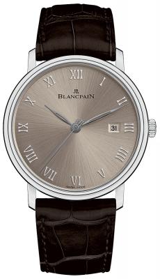 Blancpain Villeret Ultra Slim Automatic 40mm 6651-1504-55b