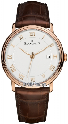 Blancpain Villeret Ultra Slim Automatic 40mm 6651-3642-55b
