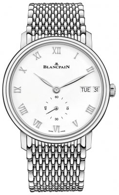Blancpain Villeret Ultra Slim Day Date 40mm 6652-1127-mmb