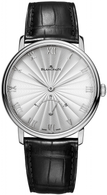 Blancpain Villeret Ultra Slim 30 Seconds Retrograde 6653-1542-55b