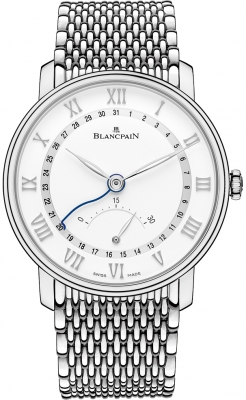Blancpain Villeret Ultra Slim Date 30 Seconds Retrograde 6653q-1127-mmb