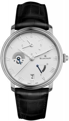 Blancpain Villeret Half Timezone 6660-1127a-55b