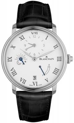 Blancpain Villeret 8 Days Half Timezone 6661-1531-55b