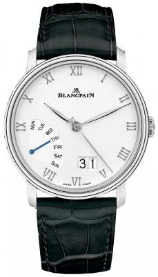 Blancpain Villeret Grand Date Retrograde Day 40mm 6668-1127-55b
