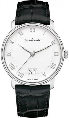 Blancpain Villeret Grand Date 40mm 6669-1127-55b