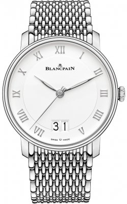 Blancpain Villeret Grand Date 40mm 6669-1127-mmb