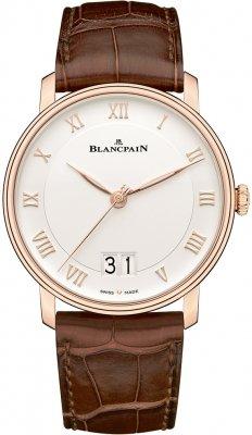 Blancpain Villeret Grand Date 40mm 6669-3642-55b