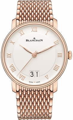 Blancpain Villeret Grand Date 40mm 6669-3642-mmb