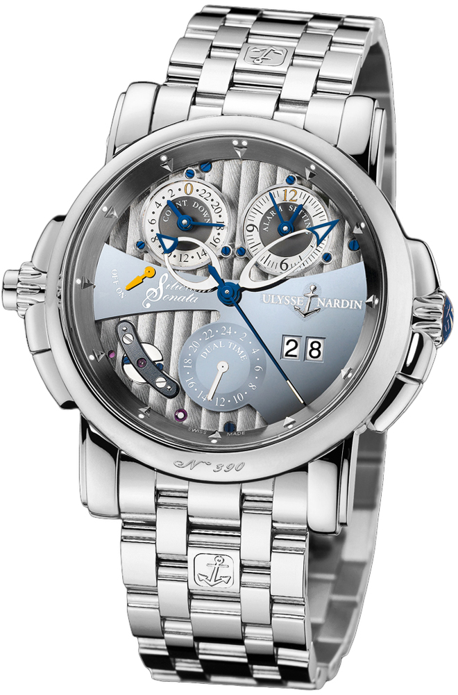 Sonata Skeleton Watch