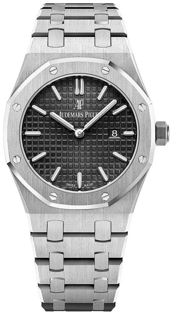 collection audemars piguet en royal steel chronograph watch case oak oo watches in