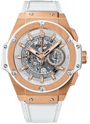 Hublot King Power UNICO Chronograph Gold 48mm 701.oe.0128.gr