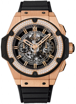 Hublot King Power UNICO Chronograph Gold 48mm 701.ox.0180.rx.1104