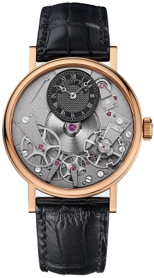 Breguet Tradition Manual Wind 37mm 7027br/g9/9v6