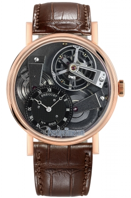 Breguet Tradition Tourbillon Hand Wound 41mm 7047br/g9/9zu