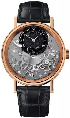 Breguet Tradition Manual Wind 40mm 7057br/g9/9w6