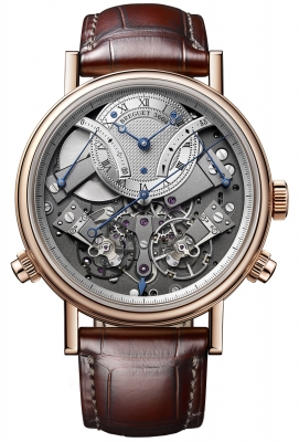 Breguet Tradition Chronograph Manual Wind 44mm 7077br/g1/9xv