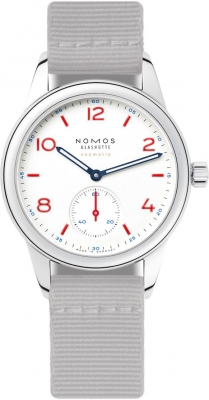 Nomos Glashutte Club Neomatik 37mm 744
