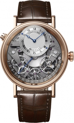 Breguet Tradition Automatic Retrograde Date 40mm 7597br/g1/9wu