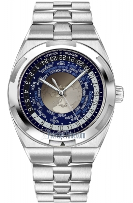 Vacheron Constantin Overseas World Time Automatic 43.5mm 7700v/110a-b172