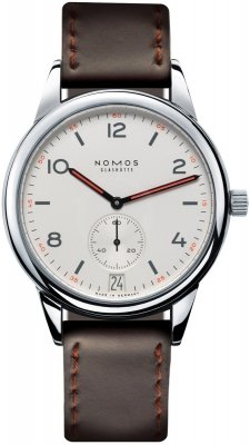Nomos Glashutte Club Automat Datum 41.5mm 771