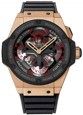 Hublot King Power UNICO GMT 48mm 771.om.1170.rx