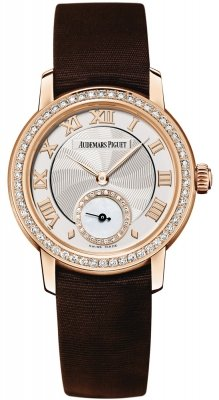 Audemars Piguet Ladies Jules Audemars Manual Wind 77228or.zz.a082mr.01