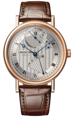 Breguet Classique Chronometrie Manual Wind 41mm 7727br/12/9wu
