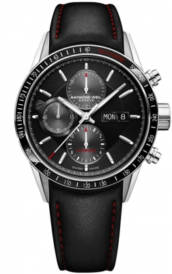 Raymond Weil Freelancer Chronograph 7731-sc1-20621
