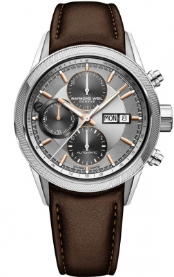 Raymond Weil Freelancer Chronograph 7731-sc2-65655