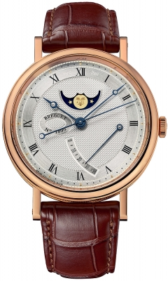 Breguet Classique Moonphase Power Reserve 39mm 7787br/12/9v6