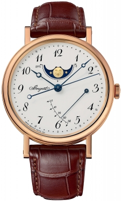 Breguet Classique Moonphase Power Reserve 39mm 7787br/29/9v6
