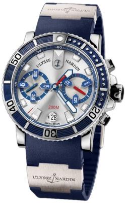 Ulysse Nardin Maxi Marine Diver Chronograph 8003-102-3/91