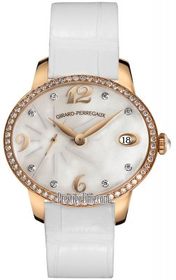 Girard Perregaux Cat's Eye Small Seconds Automatic 80484D52A761-BK7A