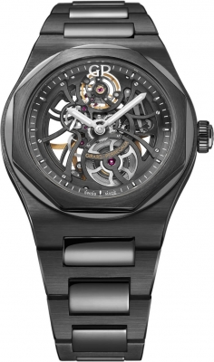 Girard Perregaux Laureato Skeleton Automatic 42mm 81015-32-001-32a