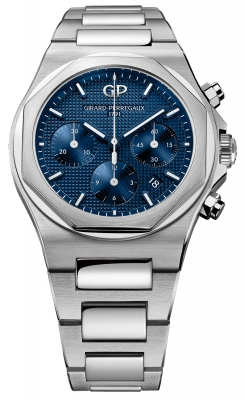 Girard Perregaux Laureato Chronograph 42mm 81020-11-431-11a