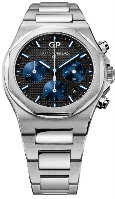 Girard Perregaux Laureato Chronograph 42mm 81020-11-631-11a