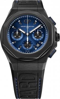 Girard Perregaux Laureato Absolute Chronograph 44mm 81060-21-491-fh6a
