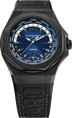 Girard Perregaux Laureato Absolute WW.TC 44mm 81065-21-491-fh6a