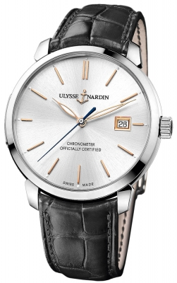 Ulysse Nardin San Marco Classico Automatic 40mm 8153-111-2/90