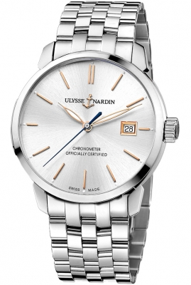 Ulysse Nardin San Marco Classico Automatic 40mm 8153-111-7/90