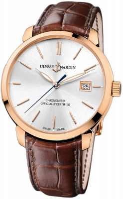 Ulysse Nardin San Marco Classico Automatic 40mm 8156-111-2/90