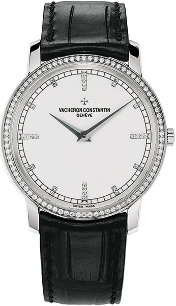 Vacheron Constantin 81578/000g-9353 Patrimony Traditionnelle Manual Wind 38mm Mens Watches