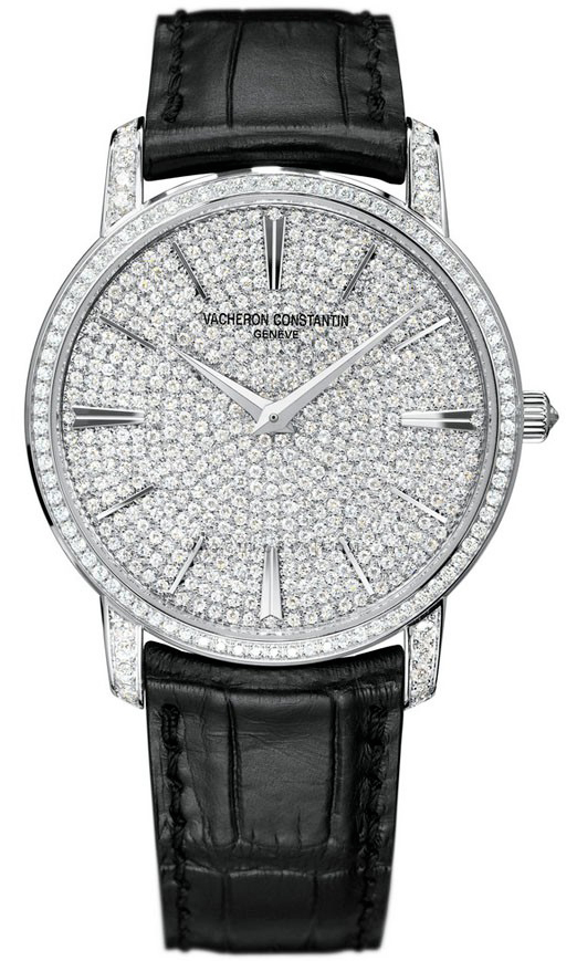 Vacheron Constantin 81579/000g-9274 Patrimony Traditionnelle Manual Wind 38mm Mens Watches