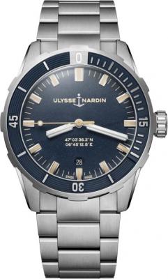 Ulysse Nardin Diver 42mm 8163-175-7M/93