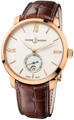 Ulysse Nardin San Marco Classico Automatic Small Seconds 40mm 8276-119-2/31